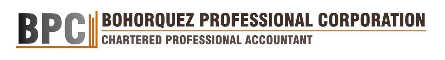 Bohorquez Professional Corporation Chartered Professional Accountant